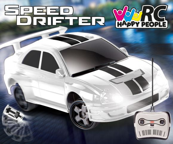 HP 38019 Pojazd RC Speed Drifter Happy People