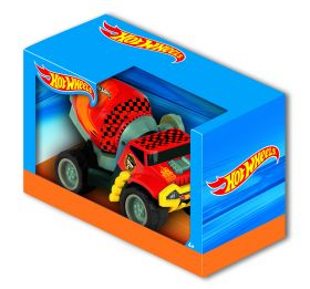 Klein 2447 Hot Wheels betoniarka skala 1:24