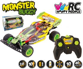 HP 30070 Samochód RC Monster Buggy Happy People